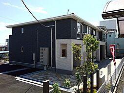 静岡県富士市今泉4丁目の賃貸アパートの外観