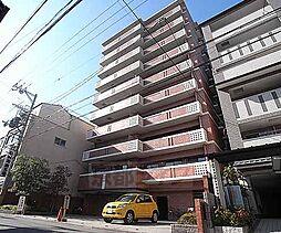 京都府京都市中京区六角油小路町の賃貸マンションの外観