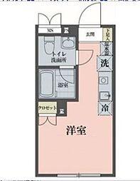 東京都練馬区関町北1丁目の賃貸マンションの間取り