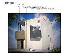 仮)山科区東野八反畑町SKHコーポ[2階]の外観