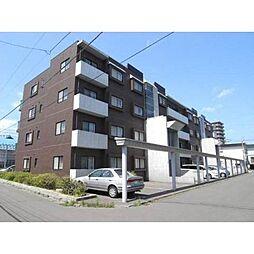 北海道札幌市西区山の手七条6丁目の賃貸マンションの外観
