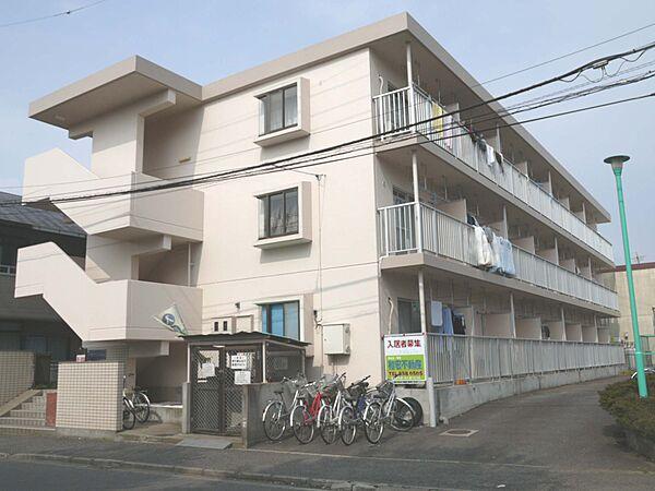 茨城県つくば市天久保2丁目の賃貸マンション