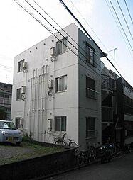 神奈川県川崎市多摩区三田4丁目の賃貸マンションの外観