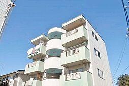 埼玉県熊谷市平戸の賃貸マンションの外観