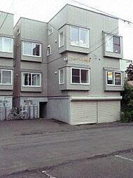 アイビーパレス28B[2階]の外観