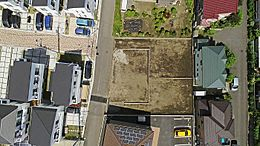 建築条件付き売地の良さを最大限に活かせる分譲地です。