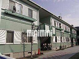 セントラルヴィレッジII A棟[2階]の外観