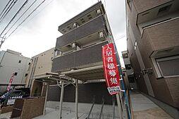 フジパレス武庫之荘V番館[1階]の外観