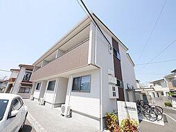 [テラスハウス] 岡山県岡山市北区北方4丁目 の賃貸【/】の外観