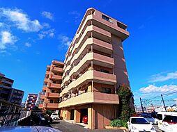 第2アビタシオン浅倉[6階]の外観