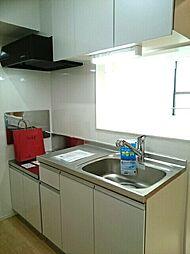 プロムナード 北四ツ居のキッチン