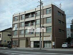 亀鶴ビル[3階]の外観