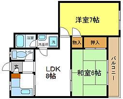 平野駅 4.2万円