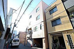 松木マンション[4階]の外観