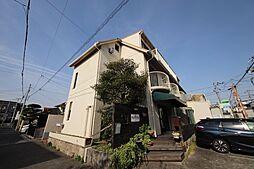 兵庫県西宮市桜谷町の賃貸マンションの外観