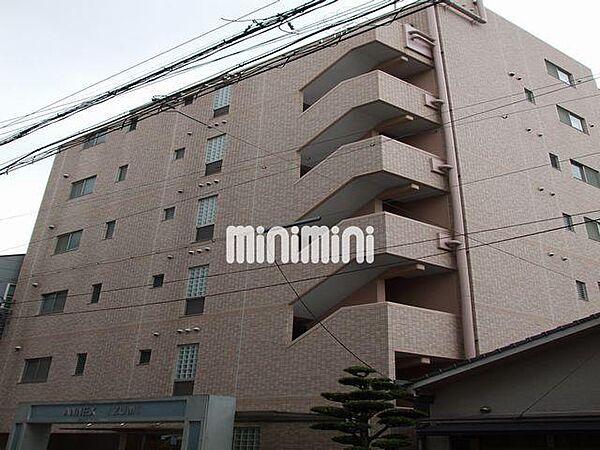 ANNEX・IZUMI[5階]の外観