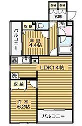 大倉山駅 11.0万円