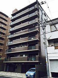 兵庫県尼崎市武庫川町3丁目の賃貸マンションの外観