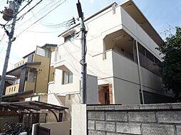 エクセラード京都[2階]の外観