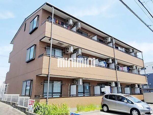 パルテール花菱II 3階の賃貸【愛知県 / 豊明市】