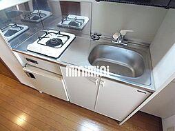 西田ビルのキッチン