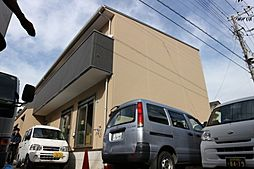 千葉県市川市平田1丁目の賃貸アパートの外観