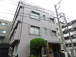 東京都大田区下丸子24丁目の賃貸マンションの外観