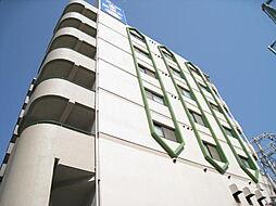 ベルベデール甲南[602号室]の外観