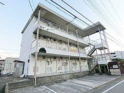 フラワーマンション[3階]の外観