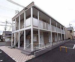 京都府宇治市宇治の賃貸アパートの外観
