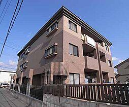 京都府京都市西京区桂千代原町の賃貸マンションの外観