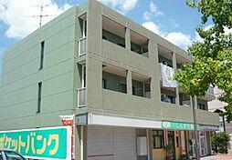 グリーンハイム田原新町[203号室]の外観