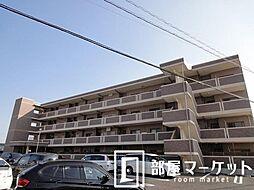 愛知県豊田市金谷町4丁目の賃貸アパートの外観