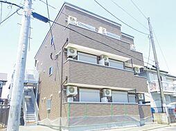 Marina Palace 薬園台[301号室]の外観