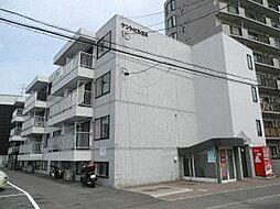 北海道札幌市西区二十四軒一条7丁目の賃貸マンションの外観