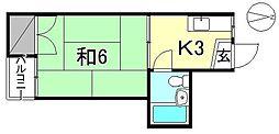 余戸駅 1.9万円