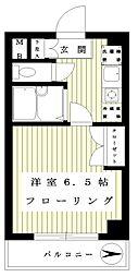K home[103号室]の間取り