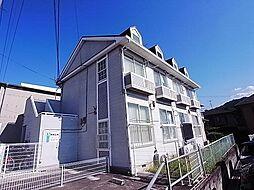 大阪府四條畷市清滝中町の賃貸アパートの外観