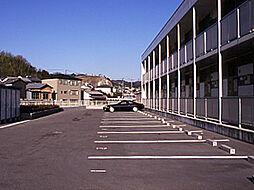 兵庫県姫路市御立中1丁目の賃貸アパートの外観