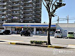 愛知県岡崎市戸崎町字牛転の賃貸マンションの外観