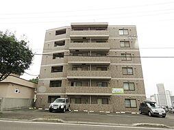 パークヒルズ新札幌[306号室]の外観