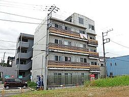CASA−FRONTIER[1階]の外観