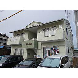 静岡県浜松市北区引佐町金指の賃貸アパートの外観