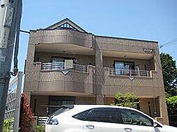 兵庫県神戸市須磨区桜木町2丁目の賃貸マンションの外観