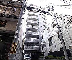 京都府京都市下京区寺町通万寿寺上る植松町の賃貸マンションの外観