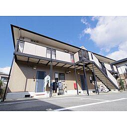 奈良県生駒郡安堵町東安堵の賃貸アパートの外観