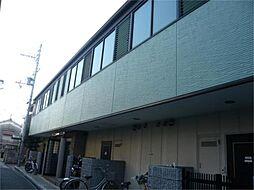 大阪府大阪市西淀川区野里2丁目の賃貸アパートの外観