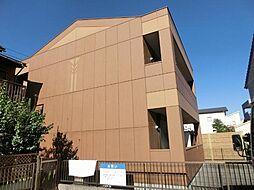 愛知県清須市東須ケ口の賃貸アパートの外観