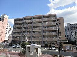 福岡県北九州市小倉北区東篠崎1の賃貸マンションの外観