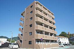 ラリーグラス22[1階]の外観